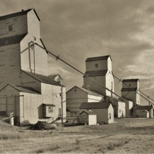 Elevators, Mossleigh,AB
