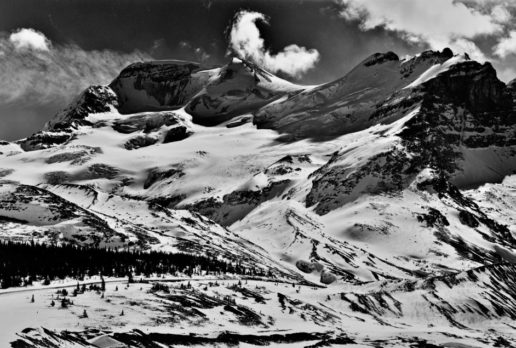 Mt. Athabasca, Columbia Icefields, AB