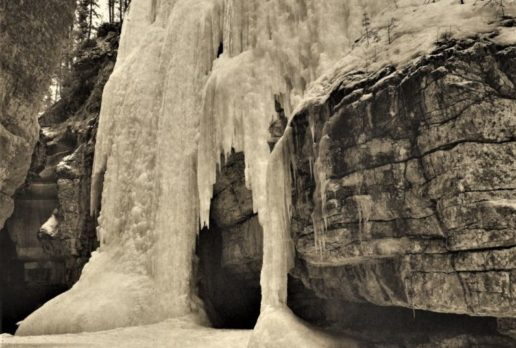 Queen Of Maligne, Maligne Canyon, Jasper NP, AB
