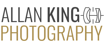 Allan King Footer Logo